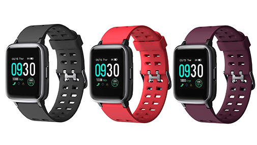 Willful Smart Watch sw020 IP68 ios&android
