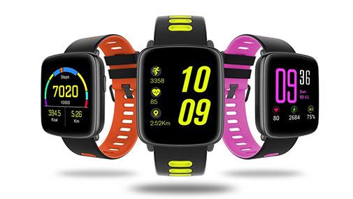 Smartwatch Willful SW018 IP68 Waterproof