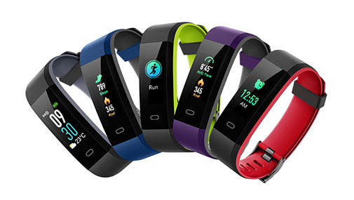 Willful Fitness Tracker sw350 IP68 Swimming