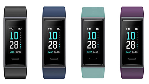 Willful Fitness Tracker sw353 IP68 Swimming